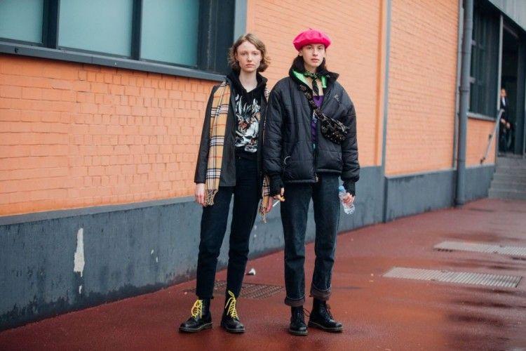 Inspirasi Padu-padan Genderless Fashion, Patut Dicoba!