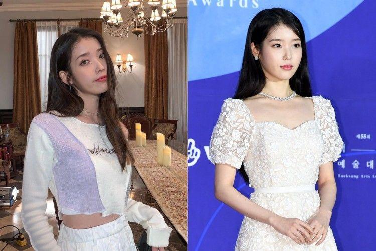 Begini Perbandingan Gaya Idol Korea di Variety Show vs Karpet Merah