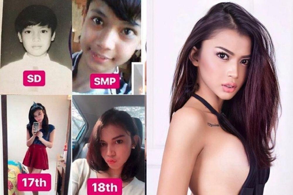 Potret Dulu dan Kini Seleb yang Memilih Menjadi Transgender