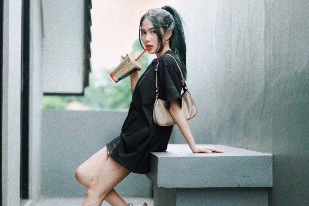 Pesona Shanice Margaretha Lie, Pemeran Nayla di Sinetron 'Naluri Hati'