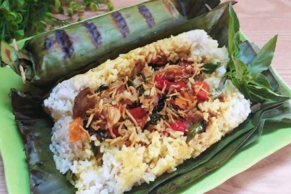 5 Resep Nasi Bakar yang bakal bikin kamu ketagihan