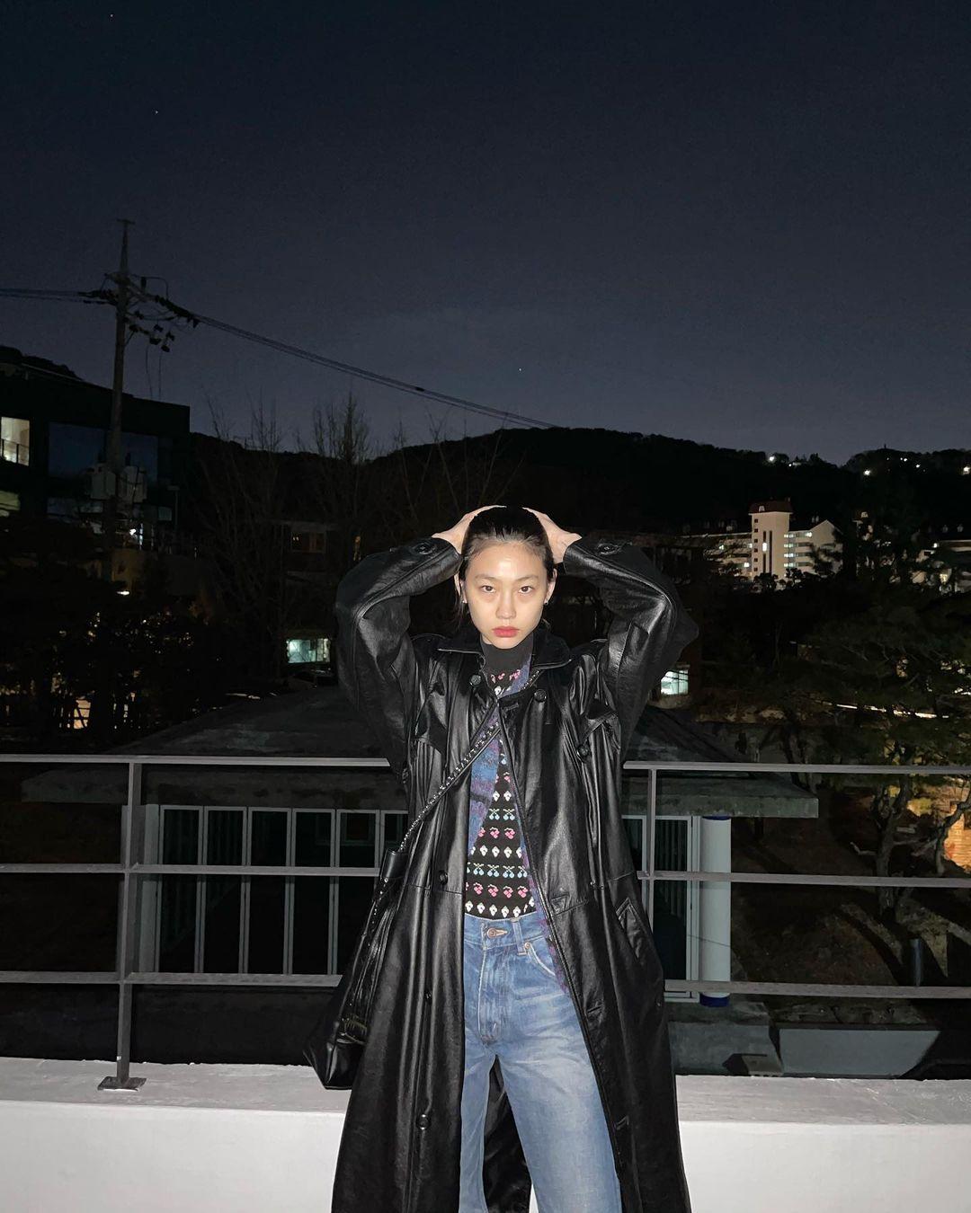Potret Jung Ho Yeon 'Squid Game' yang Aslinya Modis Banget!