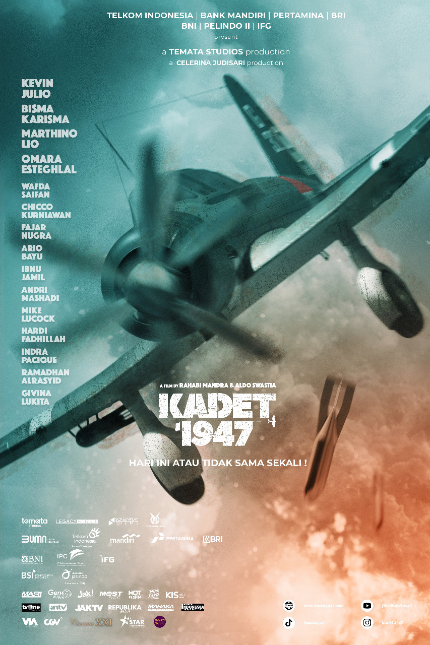 'Kadet 1947' Rilis Teaser Pertama, Siap Menguras Emosi Kamu
