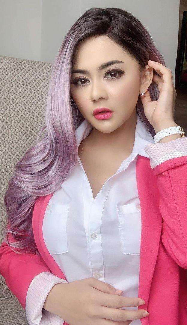 Bikin Ngefans, 7 Potret Penyanyi Dangdut dengan Gaya Makeup Korea