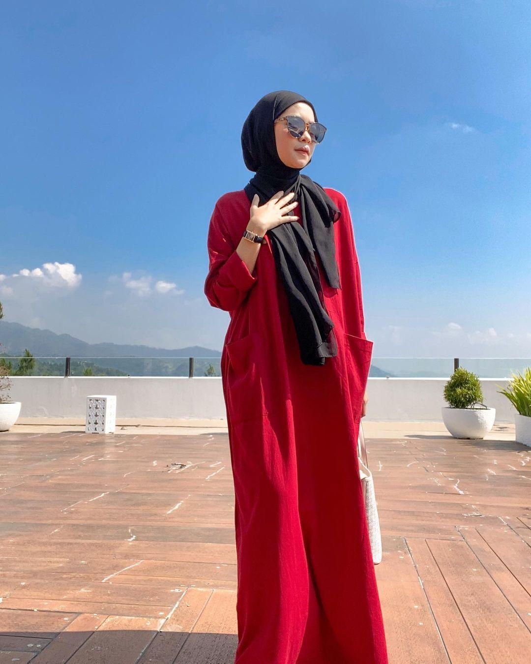 GayaNovia Giana, Istri Sah Rendy 'Ikatan Cinta' yang Hamil Muda