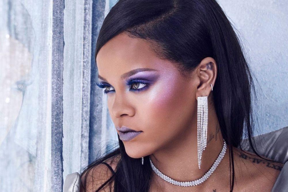 7 Makeup Look Rihanna yang Paling Ikonik