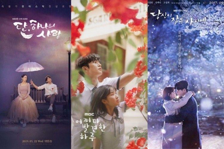 Rating Tinggi, 10 Drama Korea Ini Hanya Berdurasi 30 Menit per Episode