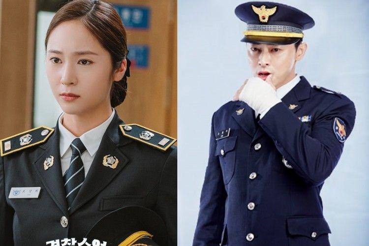 Ada 'Police University', Ini 11 Drama Korea Terbaik Bertema Kepolisian
