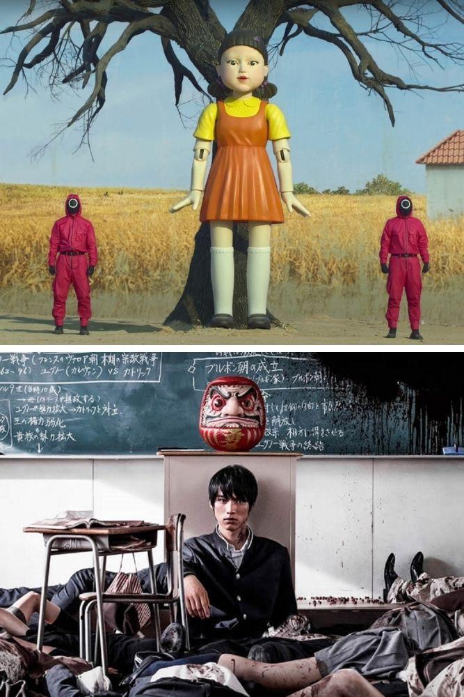 Berkonsep Sama, Sutradara 'Squid Game' Plagiat 'As The Gods Will'?