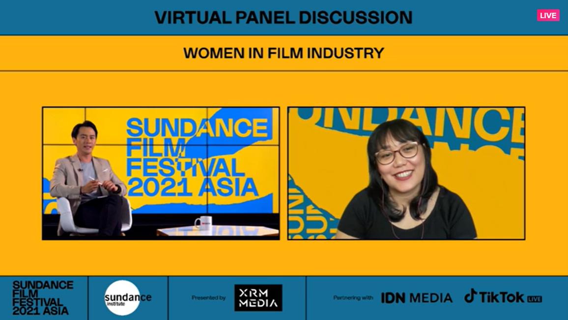 SFF: Asia 2021, 5 Hal Ini Dorong Peran Perempuan di Industri Film