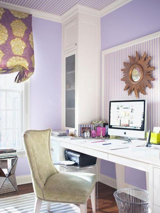 Bikin Produktif, 10 Rekomendasi Warna Cat untuk Ruang Kerja