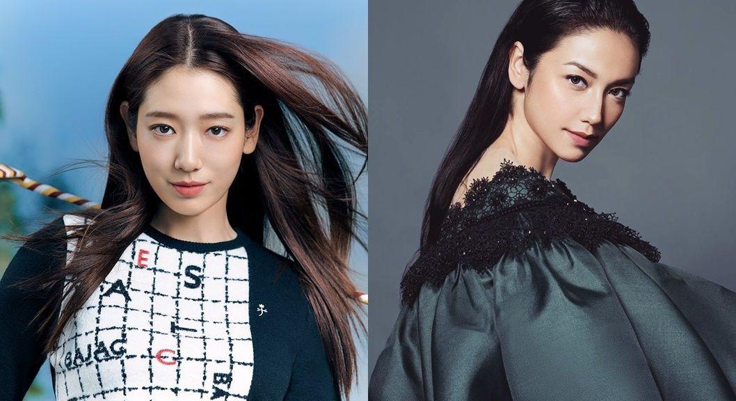 Perbadingan Gaya Makeup 7 Artis Indonesia dan Korea yang Seumuran