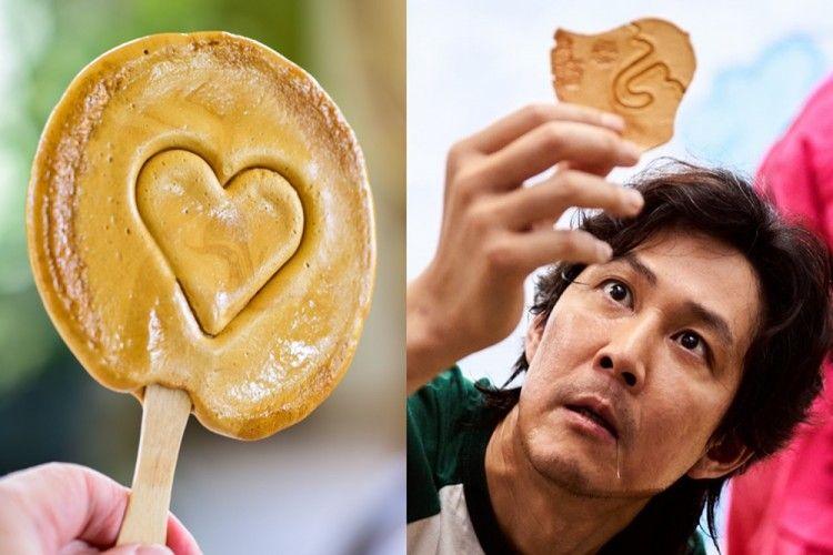 Murah, Ini Resep Membuat Dalgona Candy A la Drama Korea 'Squid Game'