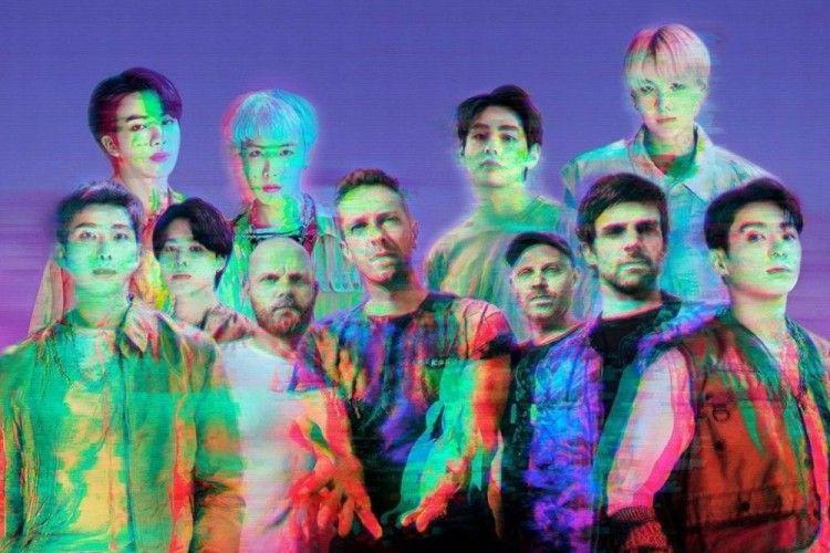 """Akhirnya Rilis! Ini Fakta Menarik """"My Universe"""" Coldplay x BTS"""