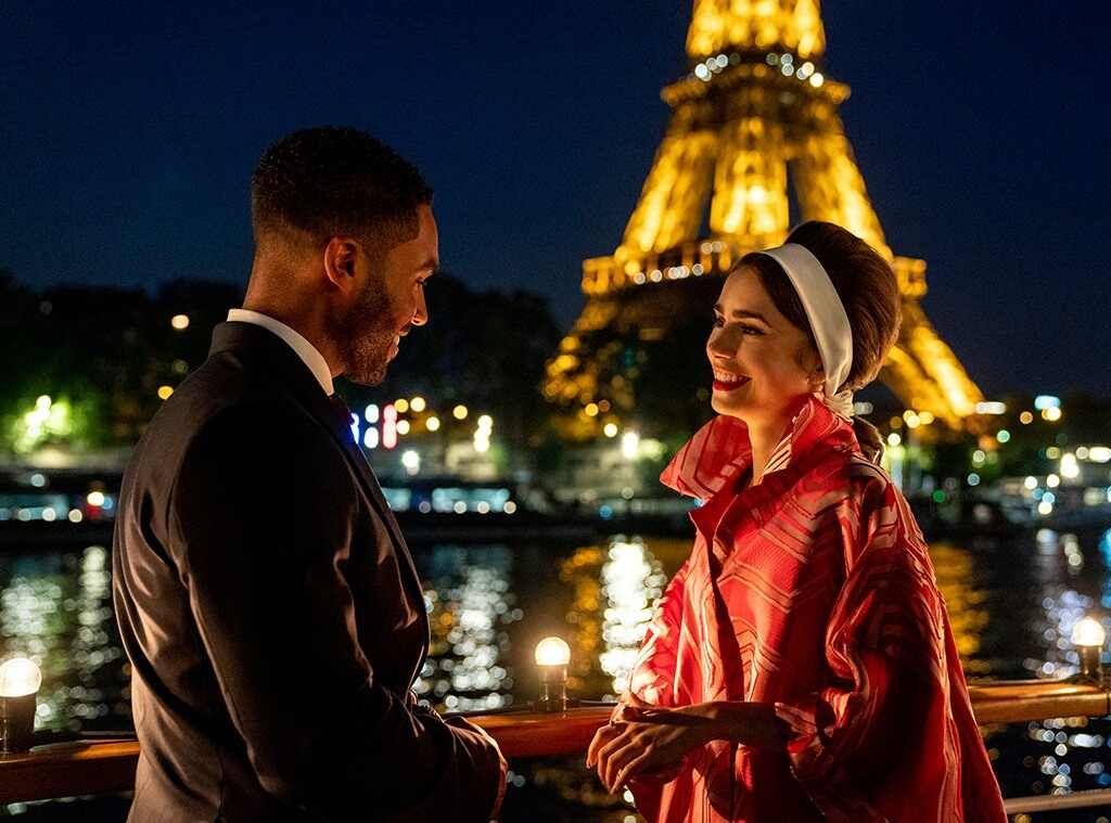 Bocoran Potret Terbaru 'Emily in Paris' Season 2 yang Segera Tayang