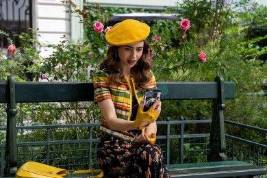 Bocoran Potret Terbaru 'Emily in Paris' Season 2 Segera Tayang