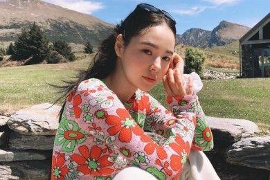 Pesona Min Hyo Rin, Istri Taeyang Tengah Hamil Anak Pertama