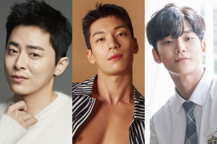 Curi Perhatian Warganet, 10 Aktor Korea Ini Lagi Banyak Dibicarakan
