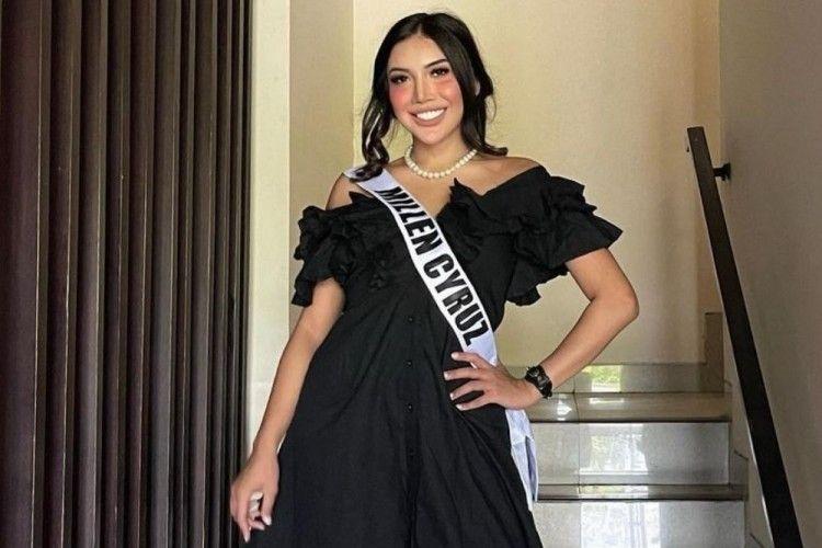 Perjalanan Millen Cyrus Jadi Juara Miss Queen Indonesia 2021