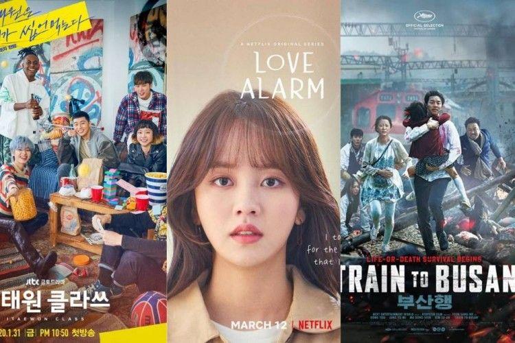Ini 20 KDrama & 20 Film Korea yang Paling Banyak Disebut di Twitter