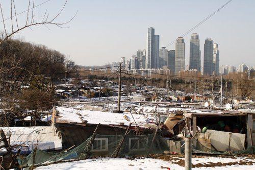 Daerah Kumuh Desa Guryong, Potret Kesenjangan Sosial di Korea Selatan