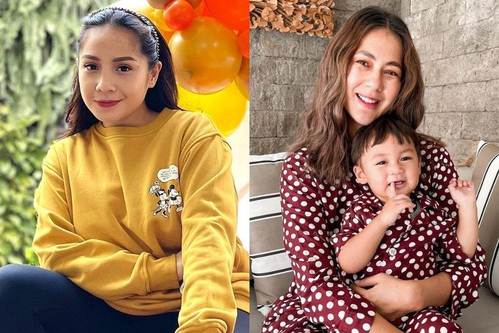 Calon Ibu Dua Anak, Adu Pesona Nagita Slavina vs Paula Verhoeven