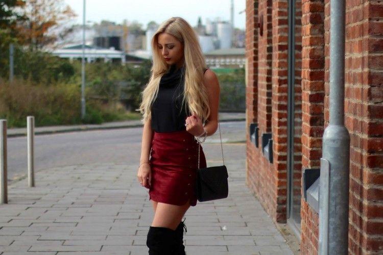 Padu-padan High Waist Skirt untuk Penampilan yang Makin Stunning!