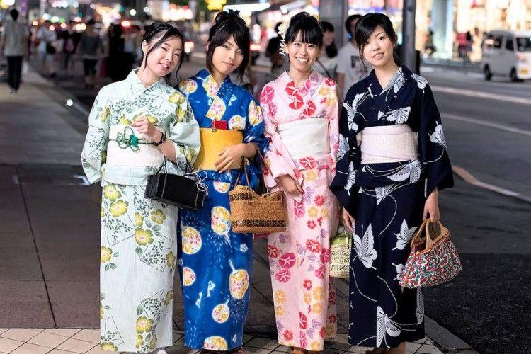 Kenali Yuk, Ini Beragam Jenis Kimono Jepang untuk Perempuan