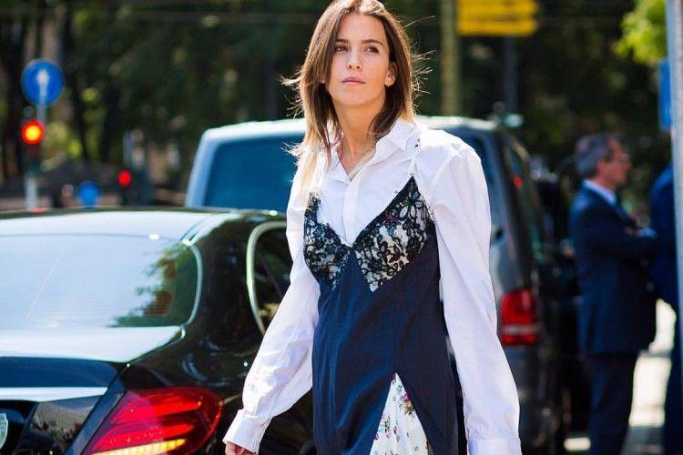 7 Tips Kenakan Kemeja Long-Sleeve ke Kantor Lebih Chic dan Unik