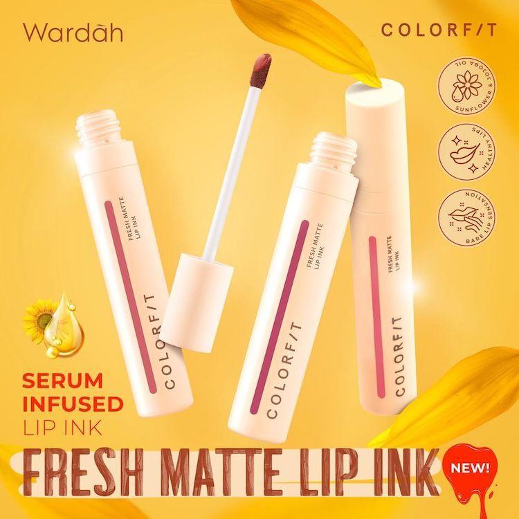 Wardah Hadirkan Koleksi Makeup Terbaru yang Bikin Wajah Makin Fresh