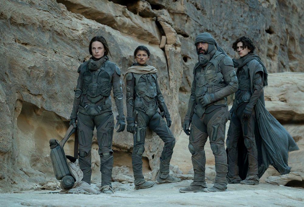 Hadirkan Kemegahan Dunia Baru, 10 Fakta Menarik tentang Film 'Dune'