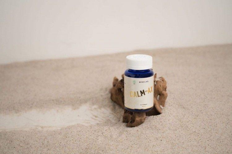 Review: Mindlab CALM-AX,Bantu Atasi Stres Tanpa Efek Samping