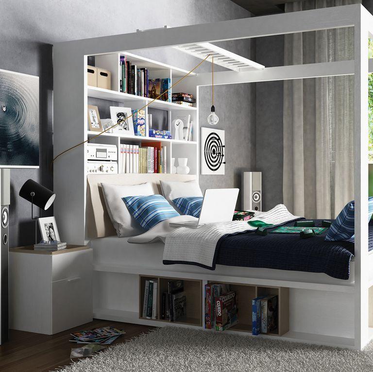 Bikin Lega, 10 Cara Mendekorasi Kamar Minimalis Apartemen Studio