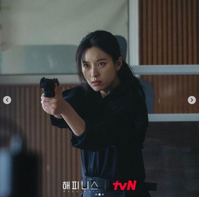 'Happiness', Seri Thriller TerbaruPark Hyung Sik & Han Hyo Joo