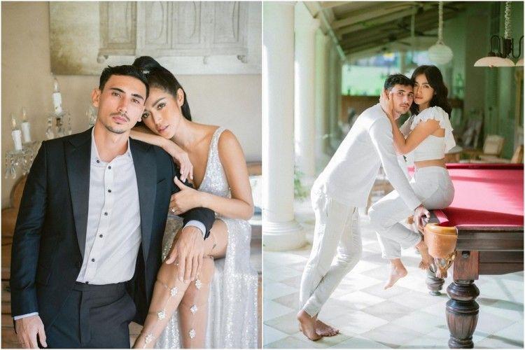 10 Foto Pre-Wedding Jessica Iskandar dan Vincent Verhaag, Intim Banget
