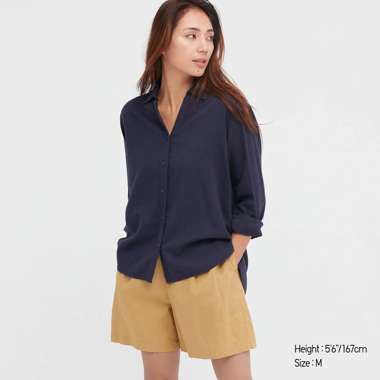#PopbelaOOTD: Rekomendasi Baju Modis Warna Navy di Bawah 500 Ribu
