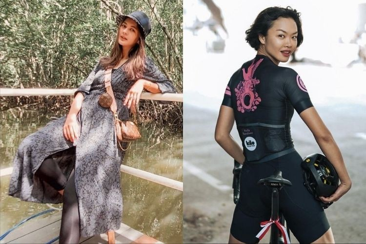 Adu Gaya Paula Verhoeven vs Kelly Tandiono, Dua Supermodel Indonesia