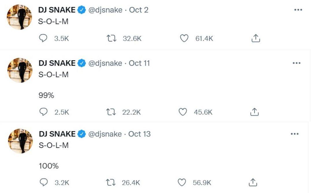 Dj Snake Rilis Teaser Pertama untuk Kolaborasi dengan Lisa BLACKPINK