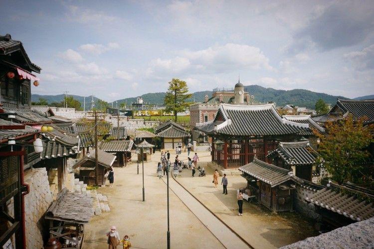 5 Lokasi Syuting KDrama di Kota Nonsan Ini Seru Buat Dikunjungi, Lho!