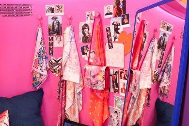 Hermès Pink Room, Pop-up Gemas ButikHermèsPacific Place