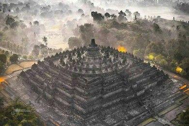 Ikonik Kota-Kota Indonesia ini Pu Landmark Khas