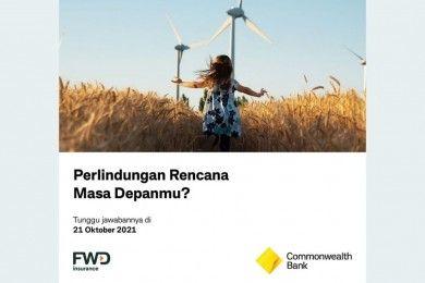 FWD Insurance X Bank Commonwealth Luncurkan FWD Treasury Armor Link