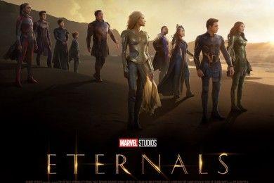 Inilah 10 Karakter Kekuatan dari Film Marvel 'The Eternals'