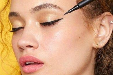 Begini Cara Memakai Eyeliner Mudah Pemula