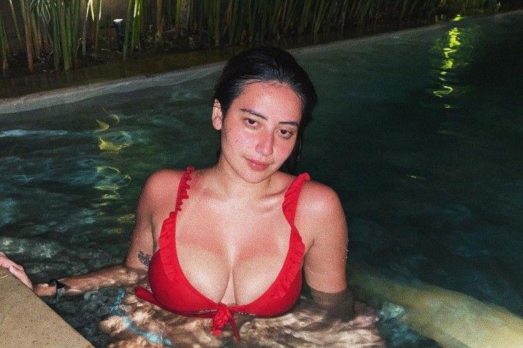 Intip Gaya Mutiara Hazle, Pacar Baru Bio One yang Mencuri Perhatian