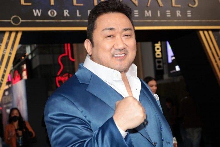 Tanpa Audisi, Aktor Korea Ma Dong Seok Menjadi Keluarga Baru Marvel