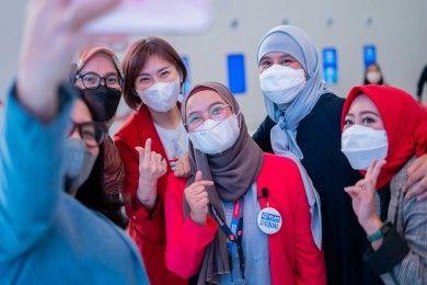 Girl Power Telkomsel Siap Dukung Wanita Bekerja Industri Digital